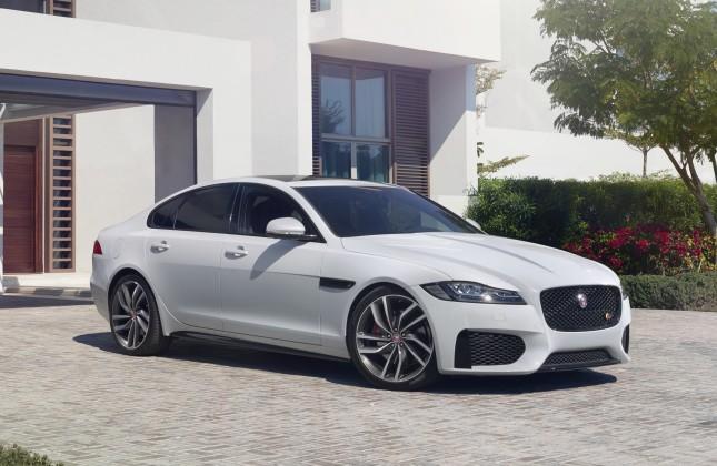 Preview 2016 Jaguar Xf Autos Ca