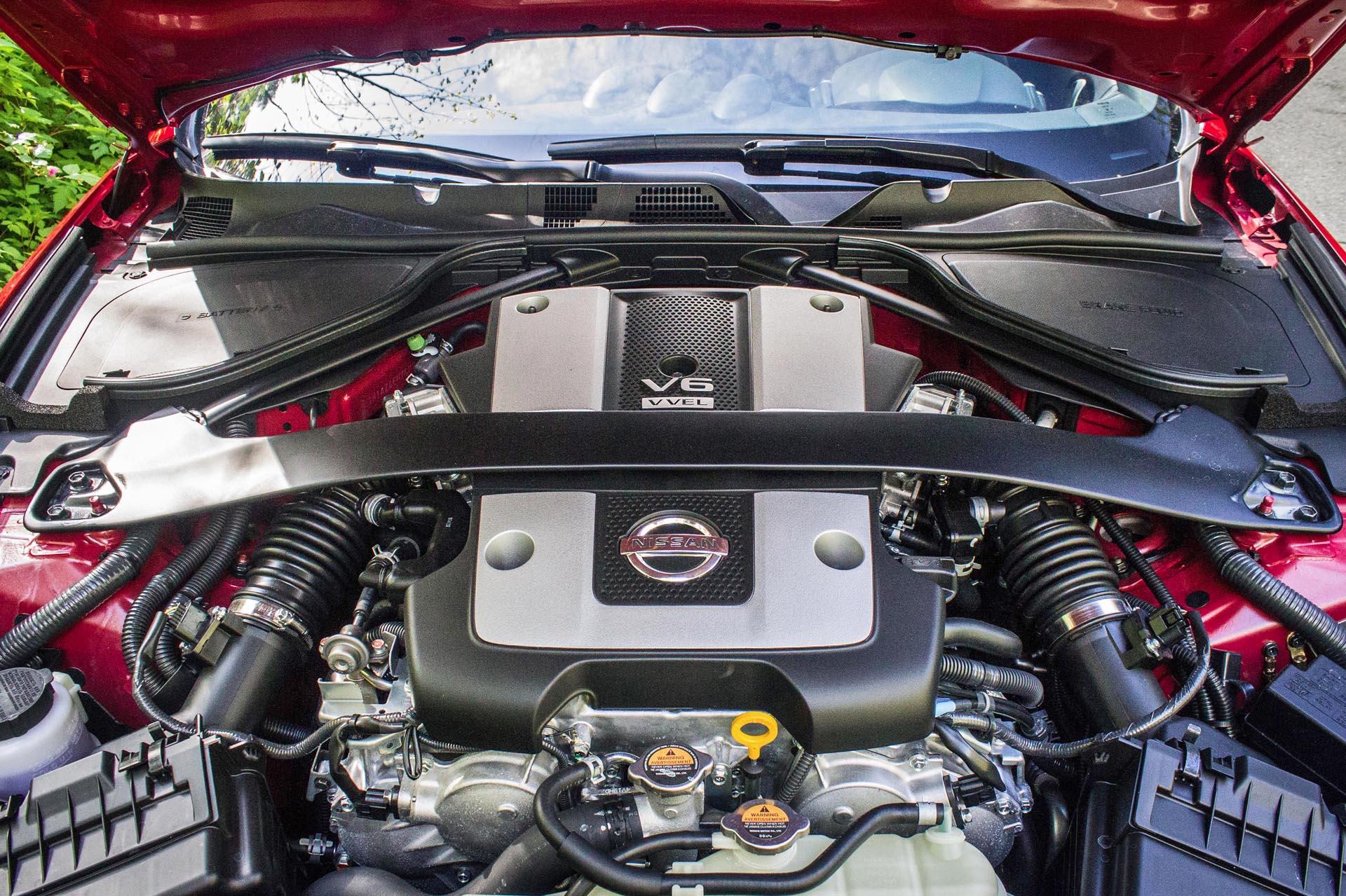2016 Nissan 370z Autos Ca
