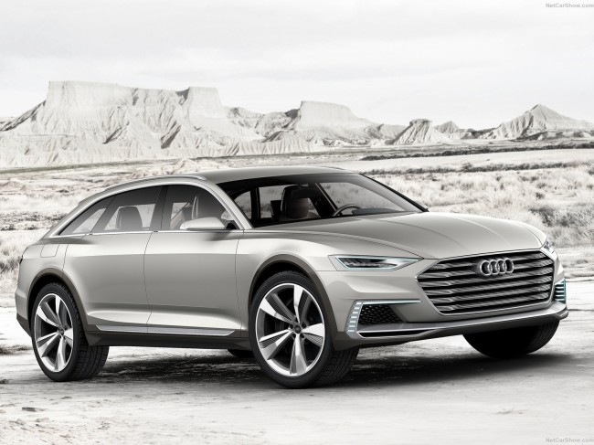 Audi Prologue Allroad Concept 01