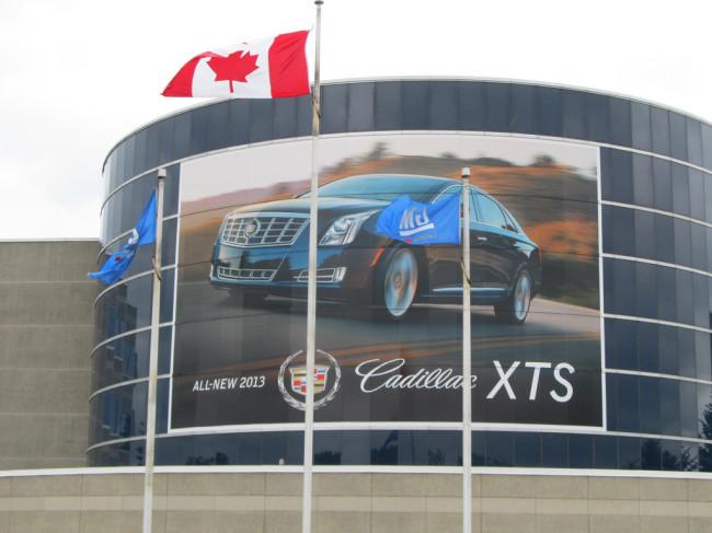 GM Canada HQ