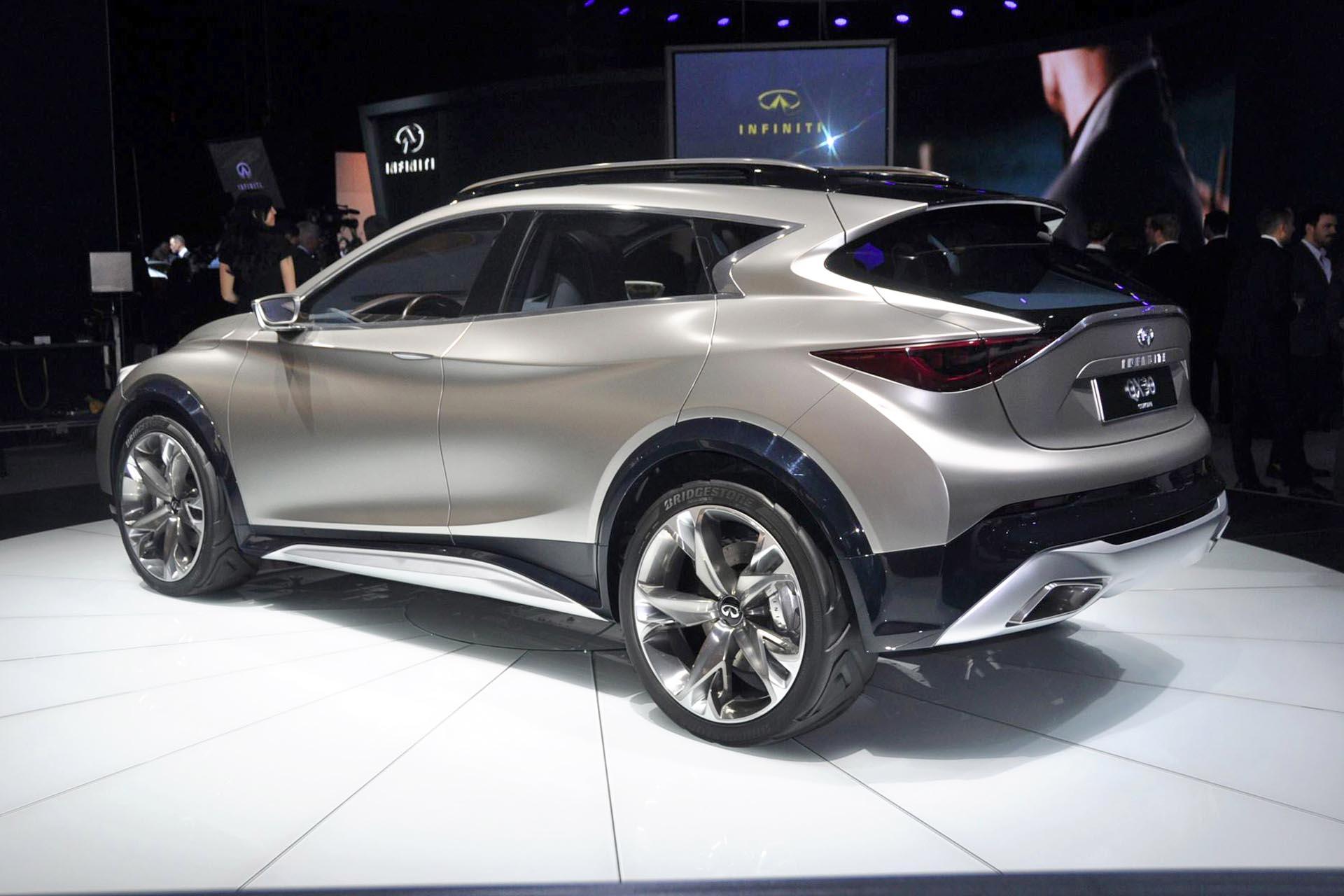 Infiniti Qx30 Concept Autos Ca