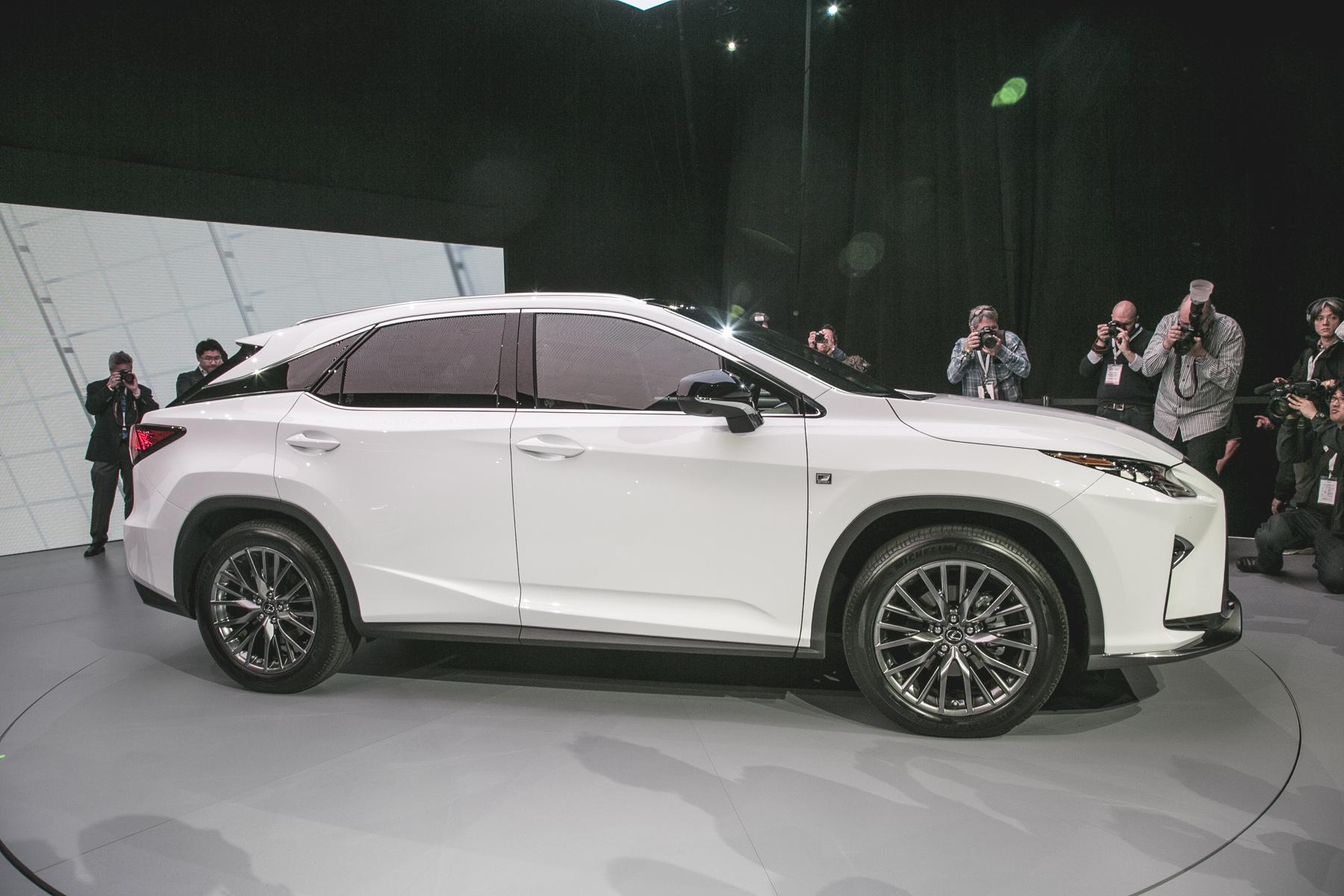Preview 2016 Lexus Rx Autos Ca