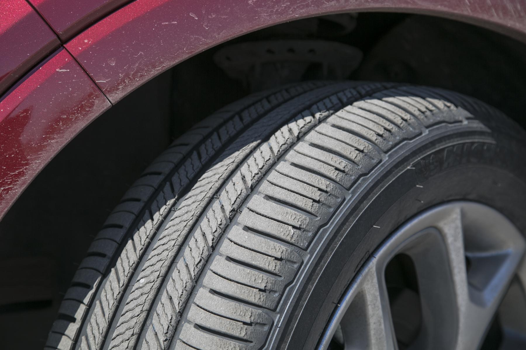 Tire Review Michelin Premier LTX Autosca