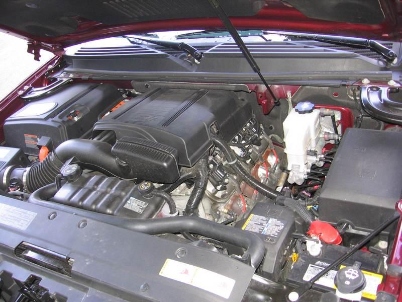 2008 GMC Yukon Hybrid Autosca