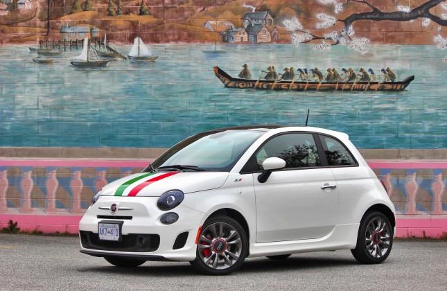 Big Guy Small Car Test Drive 2015 Fiat 500 Turbo Autos Ca