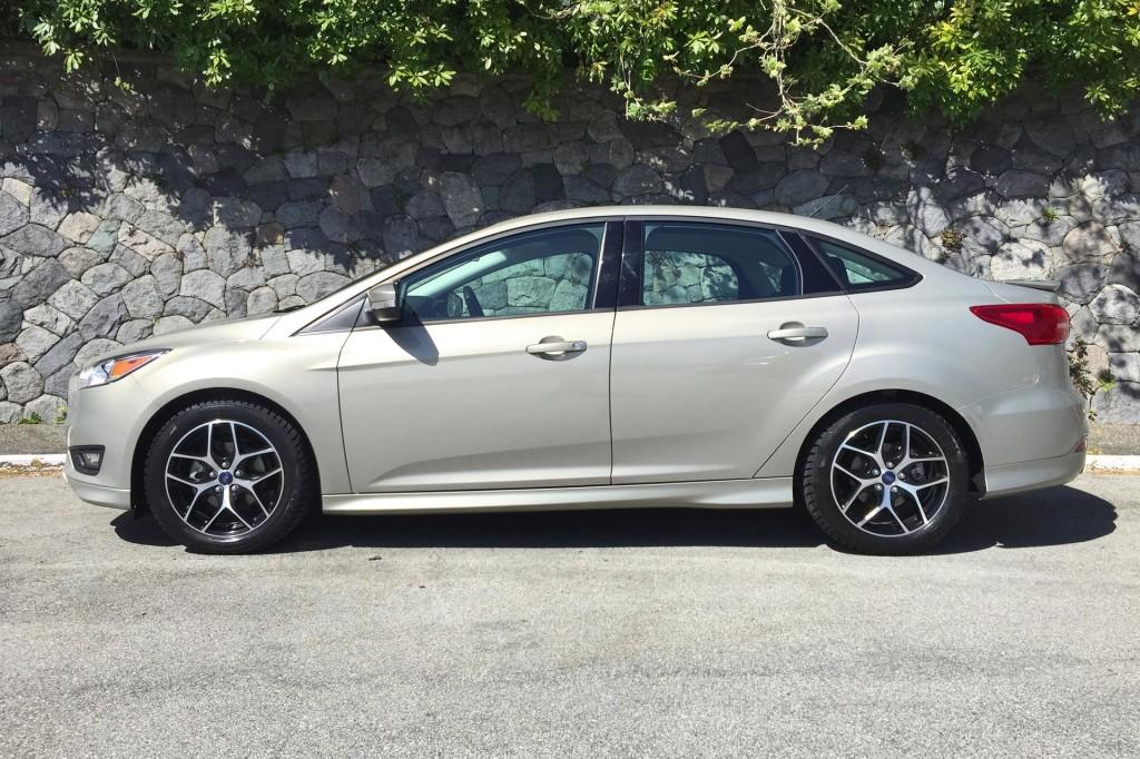 Test Drive 2015 Ford Focus Se Sedan 1 0l Ecoboost Page
