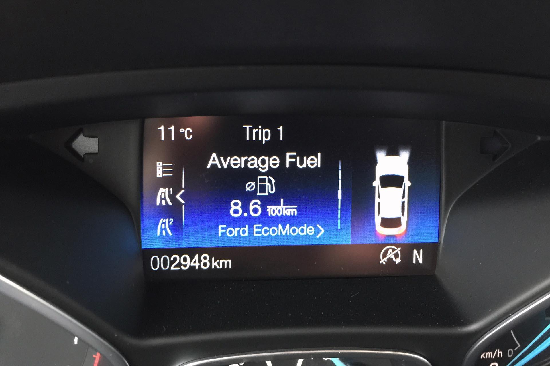 2015 Ford Focus Se Sedan Autos Ca