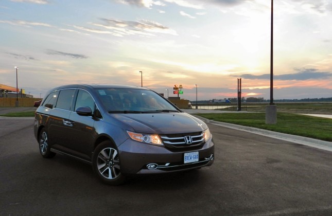 Road trip 2015 honda odyssey to the indy 500 for 2015 honda odyssey touring