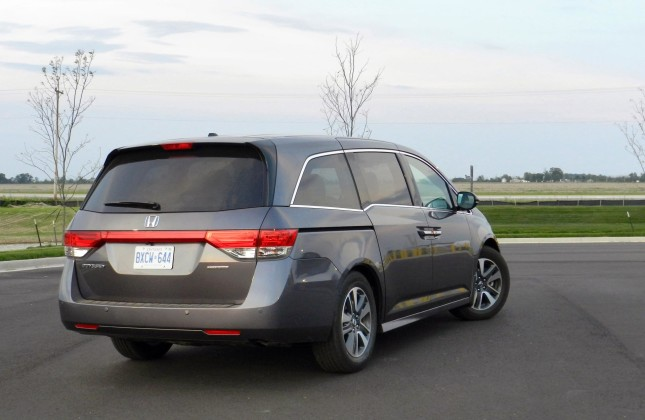 Road trip 2015 honda odyssey to the indy 500 page 3 of for 2015 honda odyssey touring