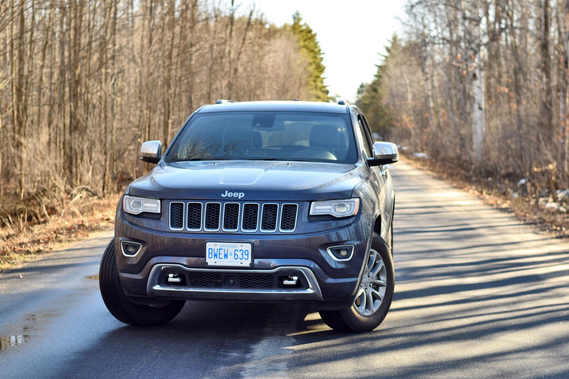 2015 Jeep Grand Cherokee Overland 4x4 EcoDiesel - Autos ca