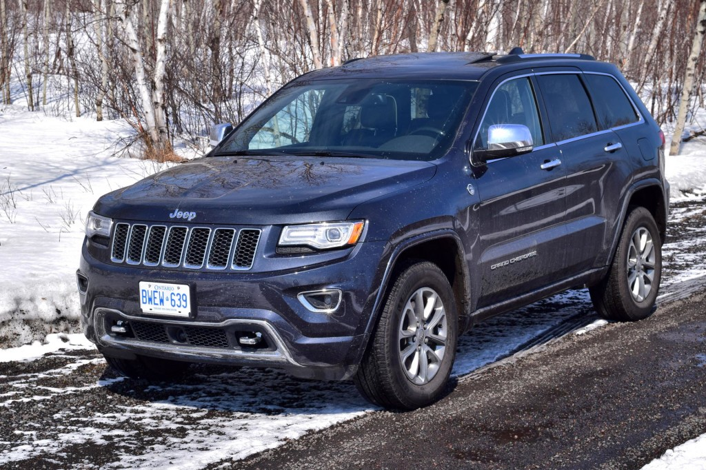 2015 jeep grand cherokee overland diesel. Black Bedroom Furniture Sets. Home Design Ideas