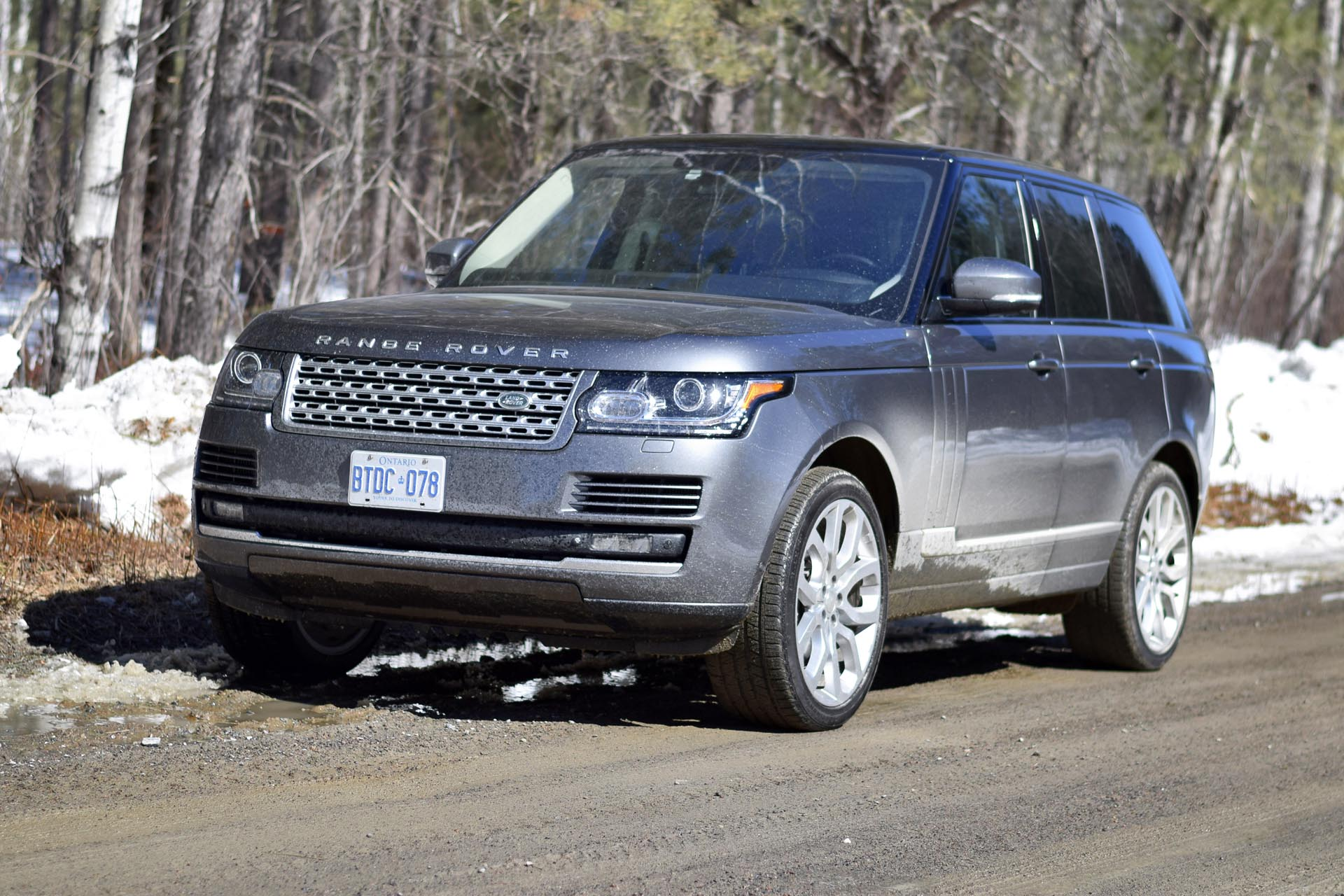 test drive 2015 land rover range rover hse. Black Bedroom Furniture Sets. Home Design Ideas