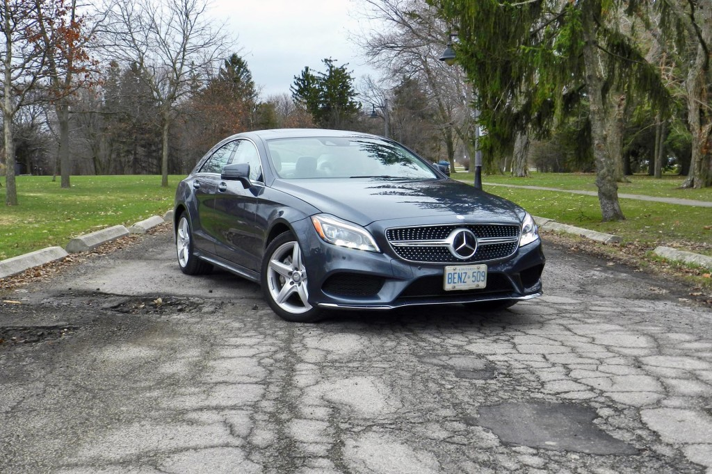 Test drive 2015 mercedes benz cls 400 page 4 of 4 for Mercedes benz 400