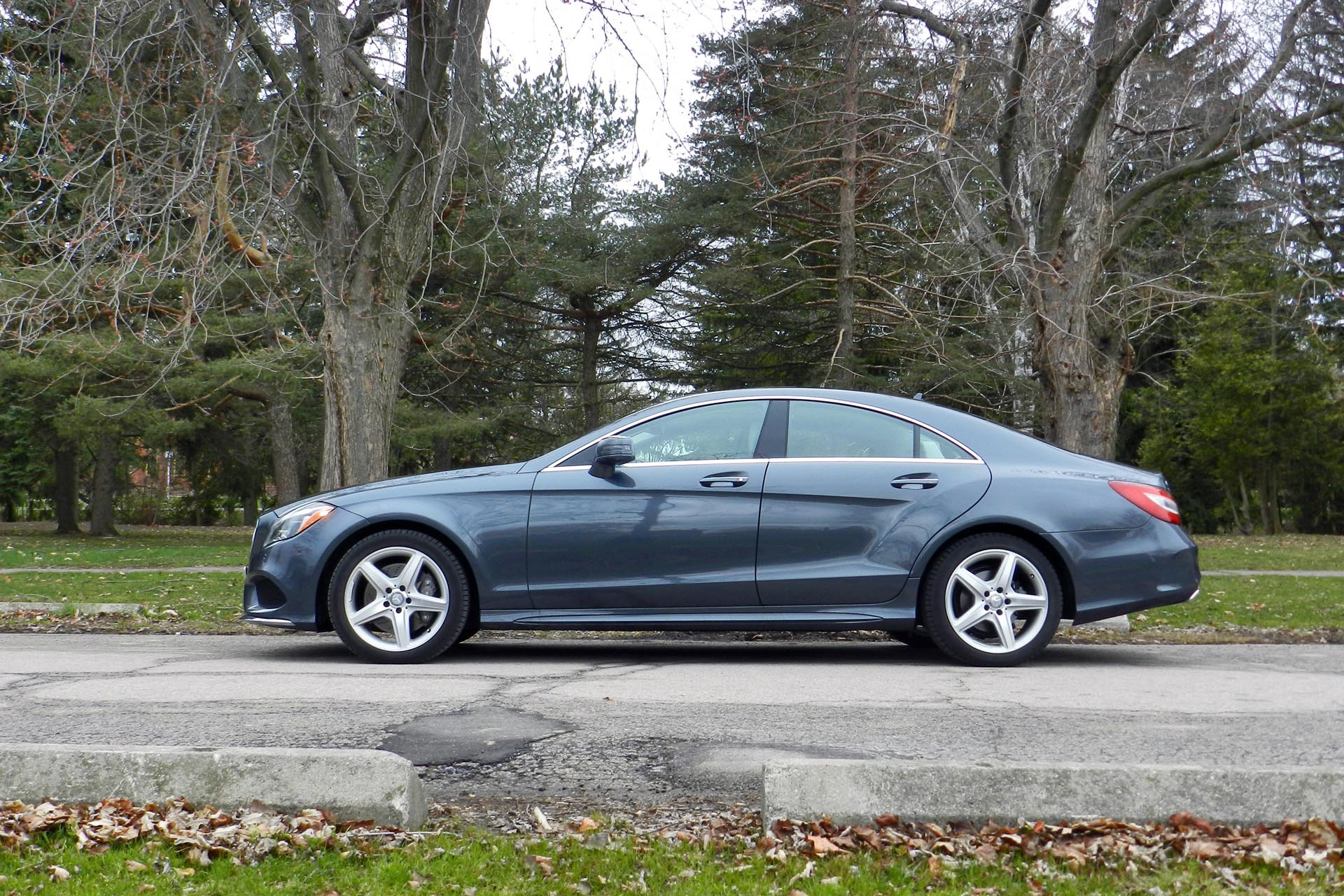 2015 Mercedes Benz Cls 400 4matic Autos Ca