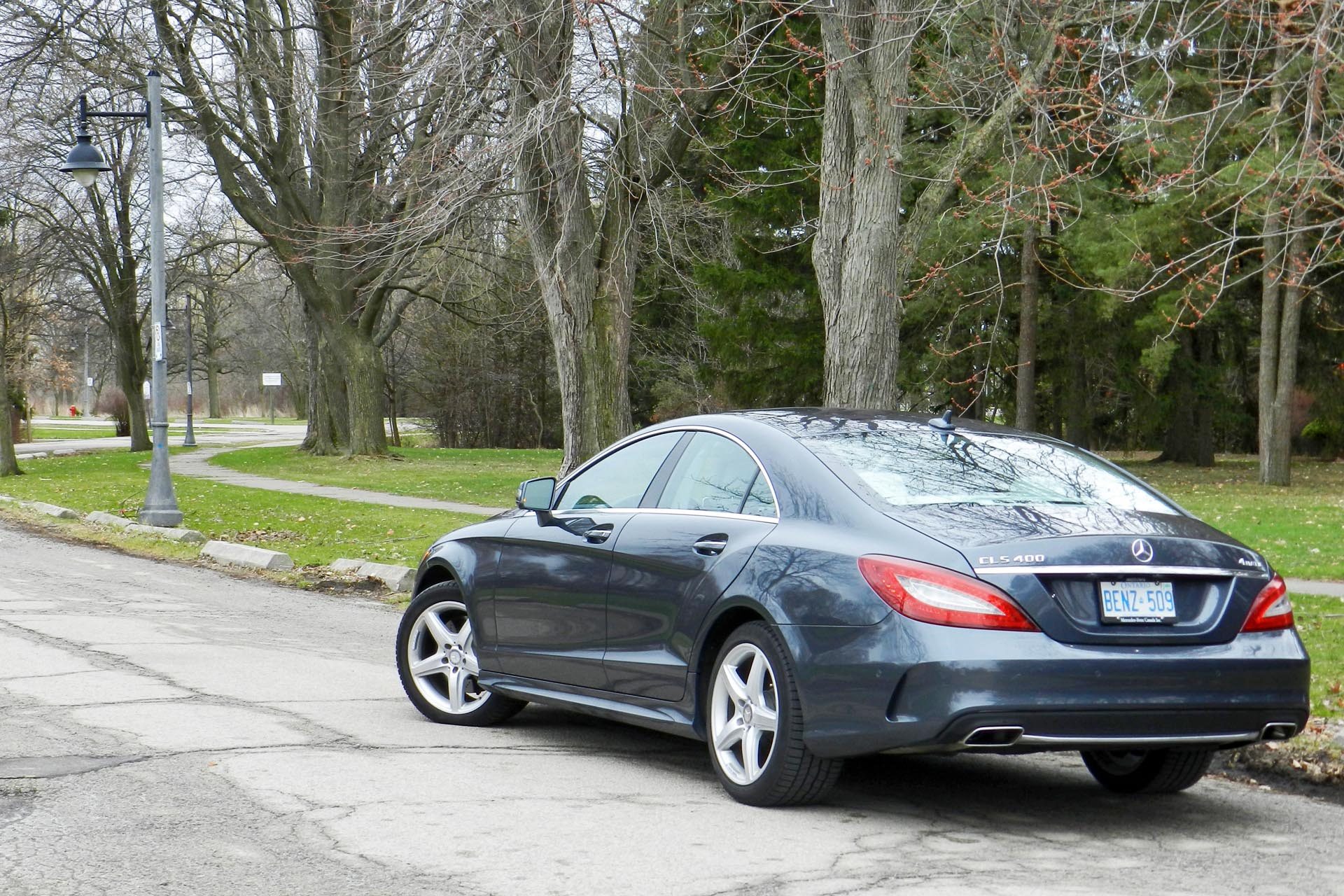 2015 mercedes benz cls 400 4matic