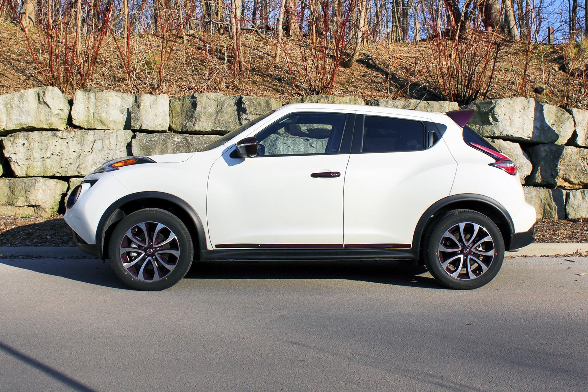 2015 Nissan Juke Sl Awd Autos Ca