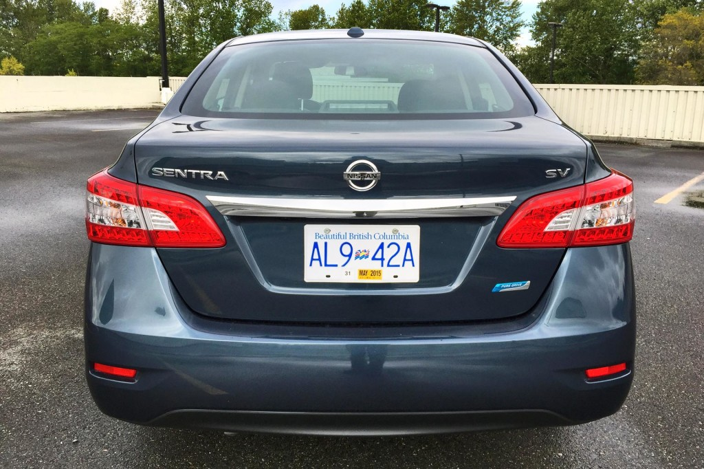 2015 Mazda3 I Sv >> Test Drive: 2015 Nissan Sentra SV 6-speed manual - Page 4 of 4 - Autos.ca | Page 4