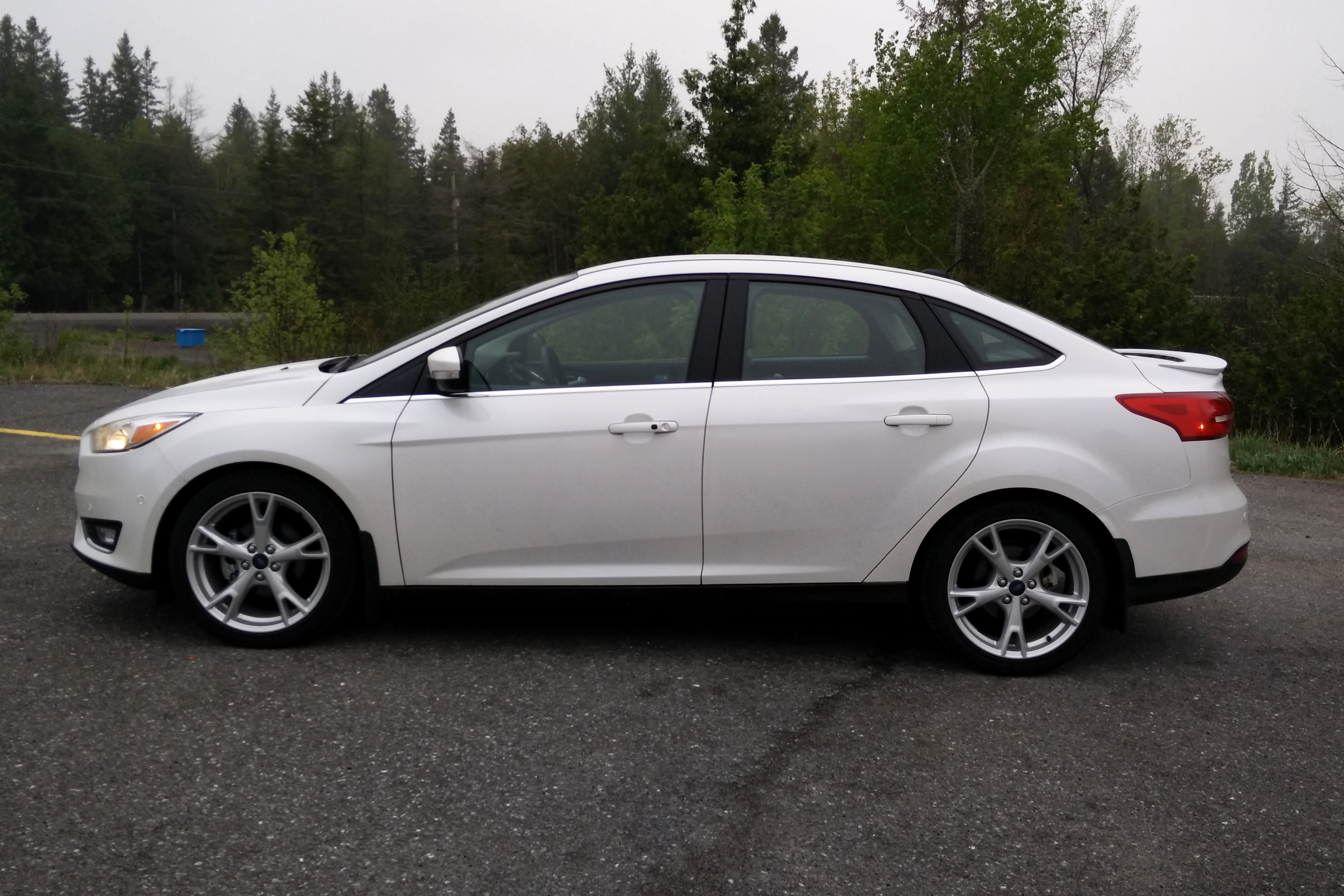 2015 Ford Focus Sedan Autos Ca