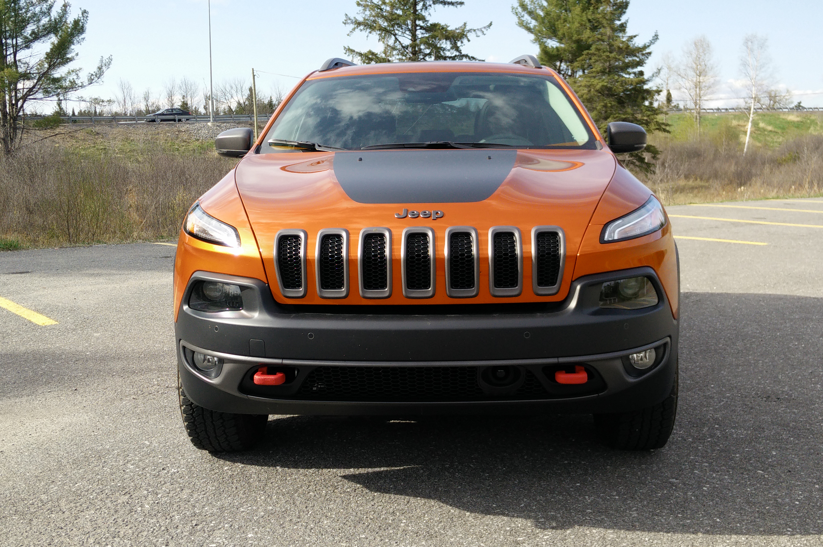 by an t having just afternoon cherokee jeep goodrich water sunbaked bf trailhawk a the pin