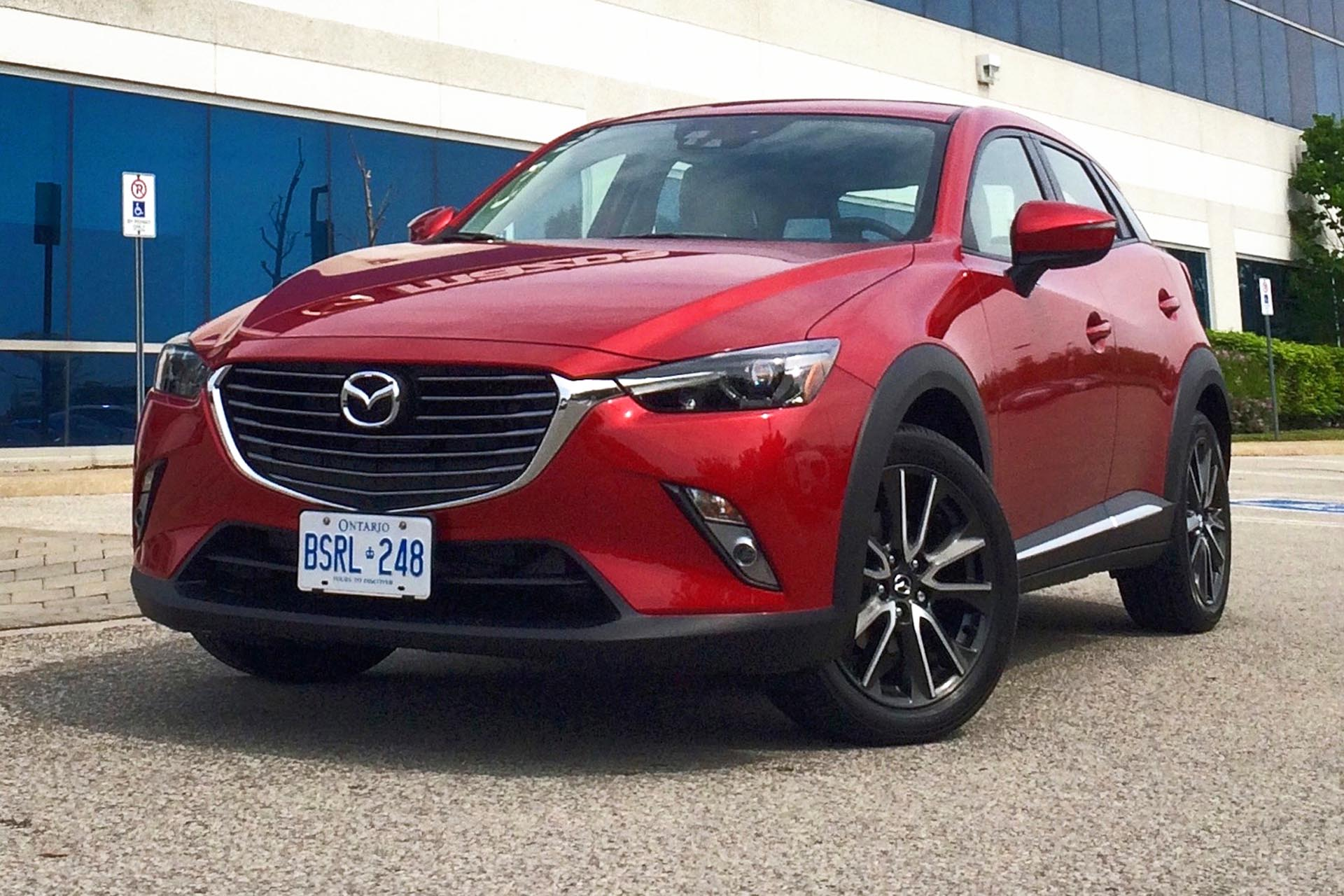 2016 mazda cx 3 gt with technology package. Black Bedroom Furniture Sets. Home Design Ideas