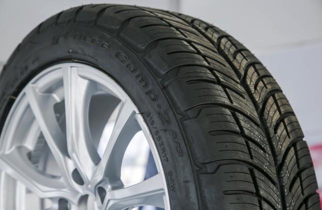 G Force Comp 2 A S >> Tire Review Bf Goodrich G Force Comp2 A S Autos Ca