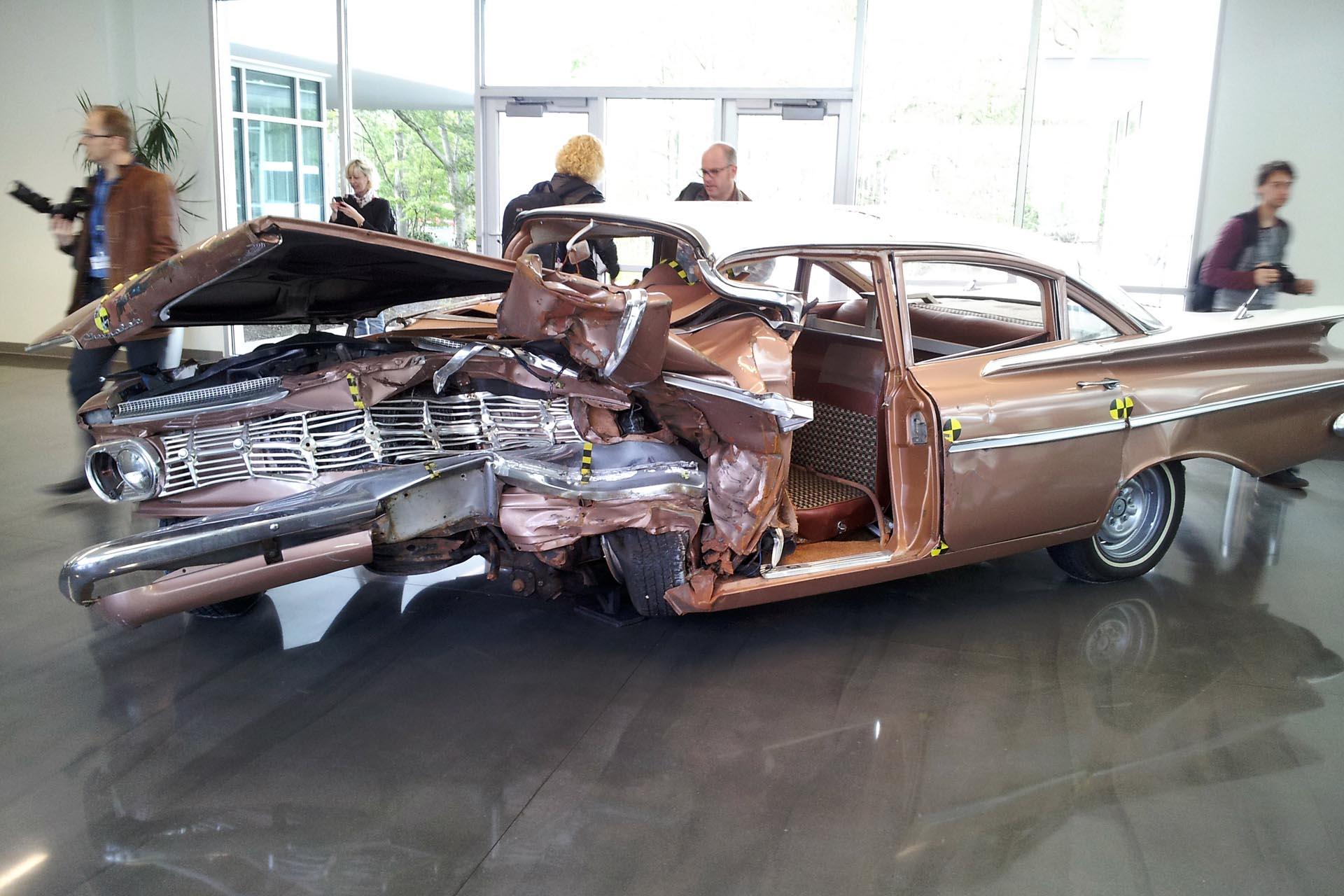Insurance Car Crash Tests