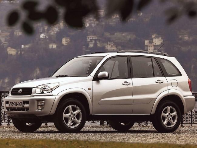 Toyota RAV4 takata