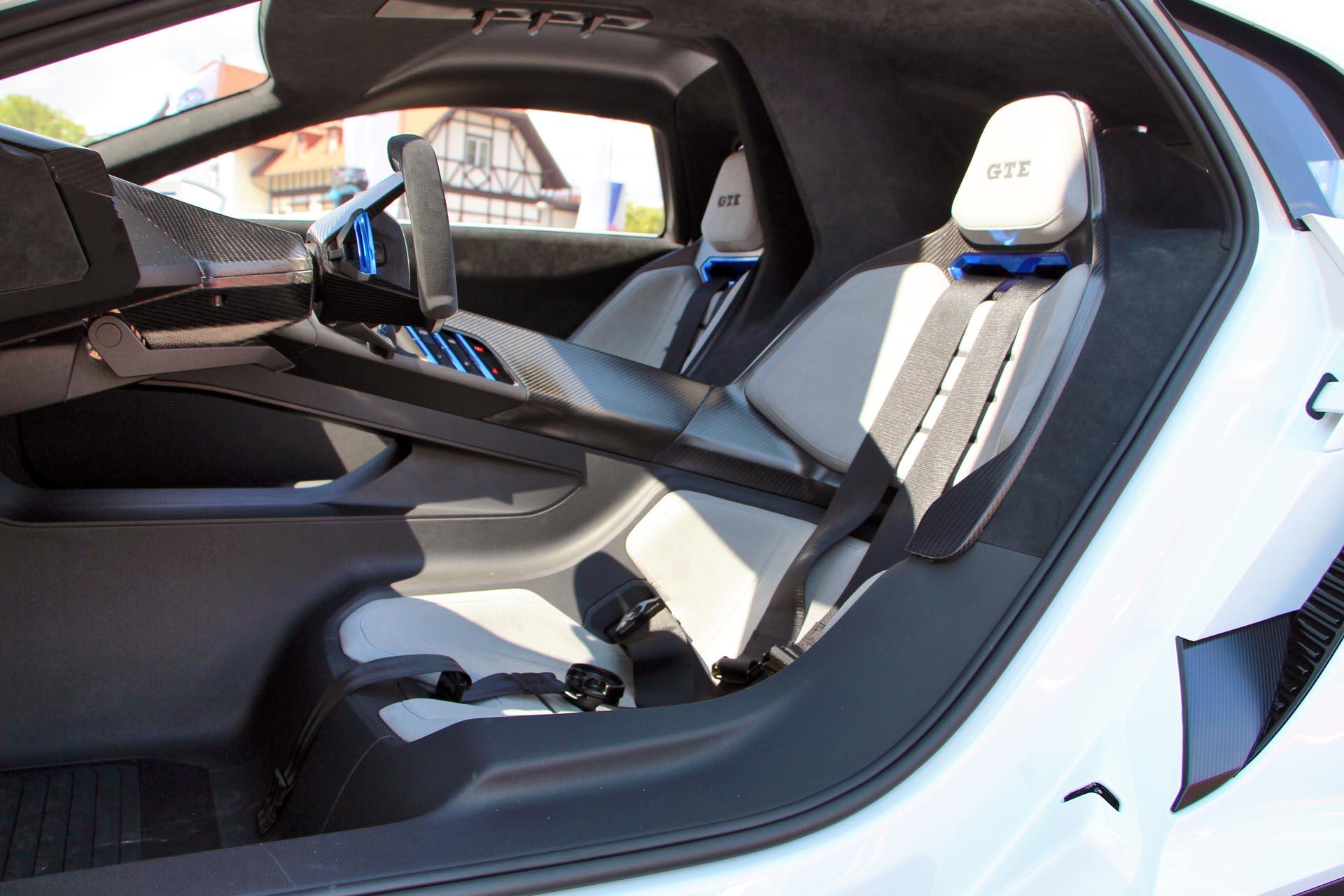 Volkswagen Golf Gte Sport Concept Autos Ca
