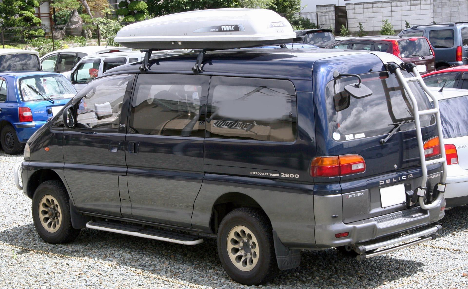 1994-1997 Mitsubishi Delica Space Gear - Autos.ca