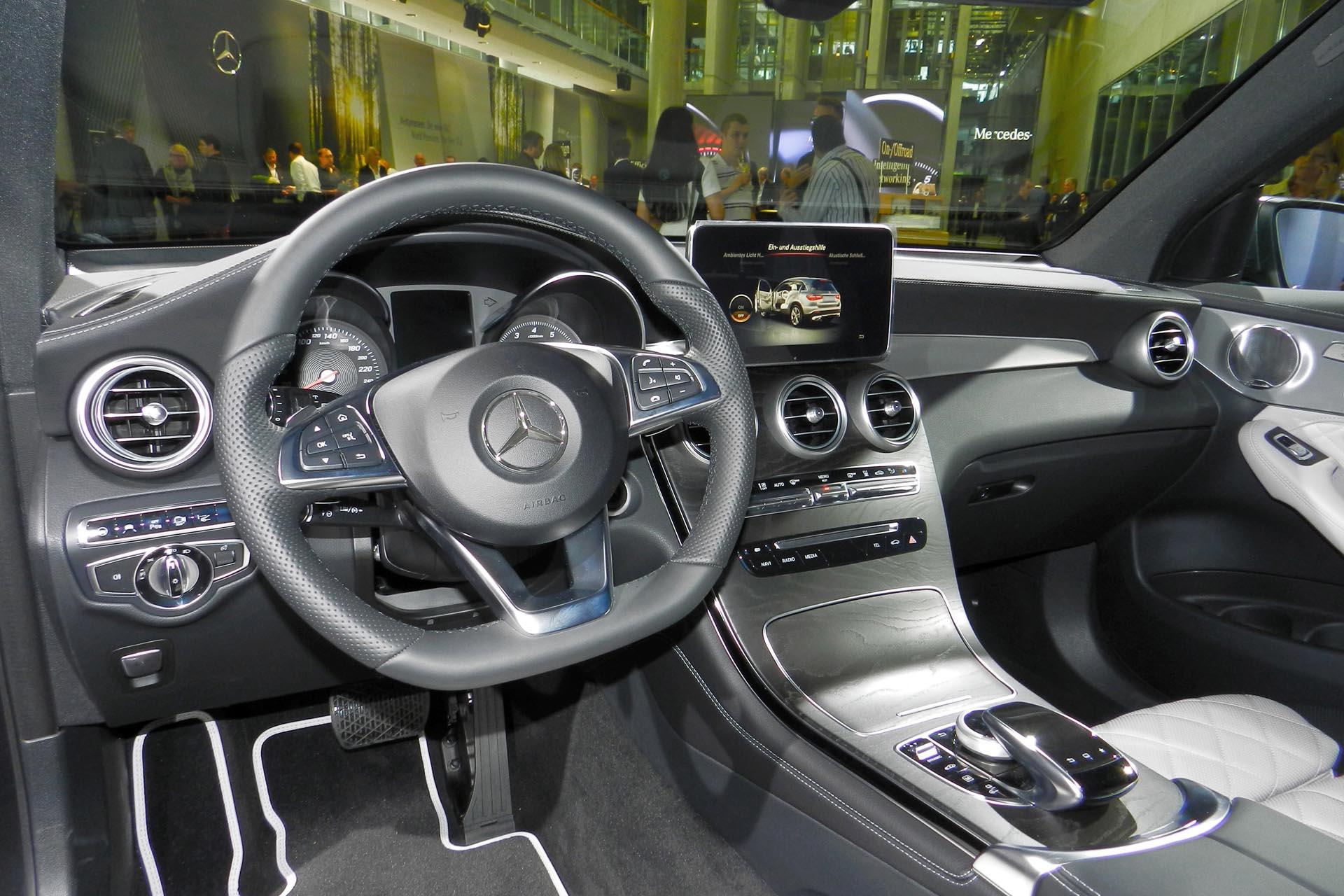 2016 Mercedes Benz Glc 250d 4matic Autos Ca
