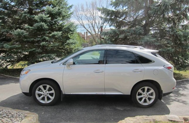 Used Vehicle Review: Lexus RX, 2010-2015 - Page 2 of 2 - Autos ca