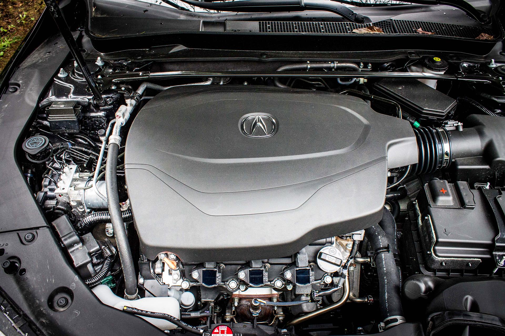 2015 Acura Tlx V6 Sh Awd Autos Ca