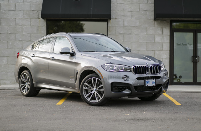 Test Drive 2015 Bmw X6 Xdrive50i Autos Ca