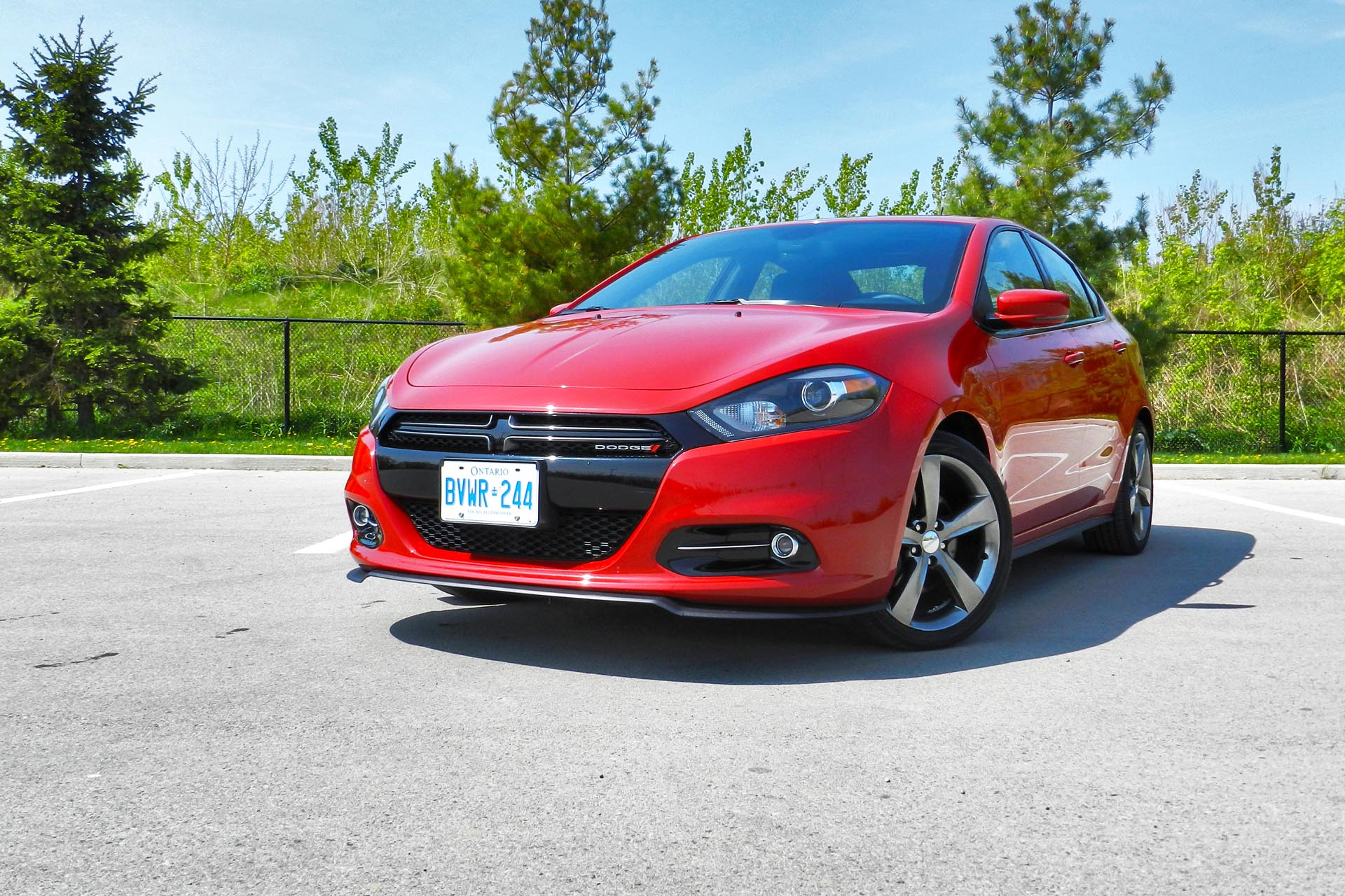 Srt Dodge Dart >> Test Drive: 2015 Dodge Dart GT - Autos.ca