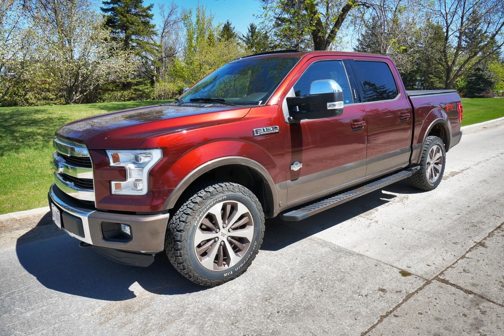 test drive 2015 ford f 150 king ranch page 4 of 4 page 4. Black Bedroom Furniture Sets. Home Design Ideas