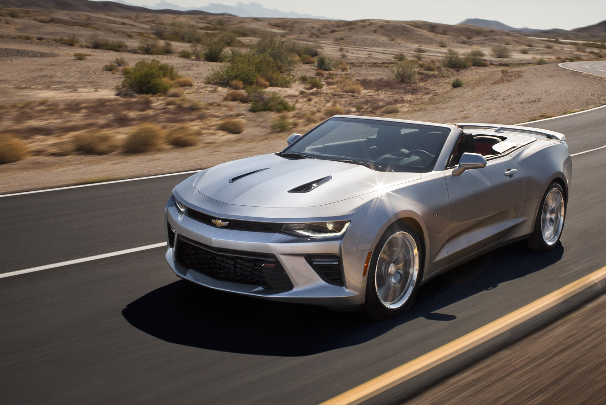 the 2016 chevrolet camaro convertible benefits from a stiffer lighter. Cars Review. Best American Auto & Cars Review