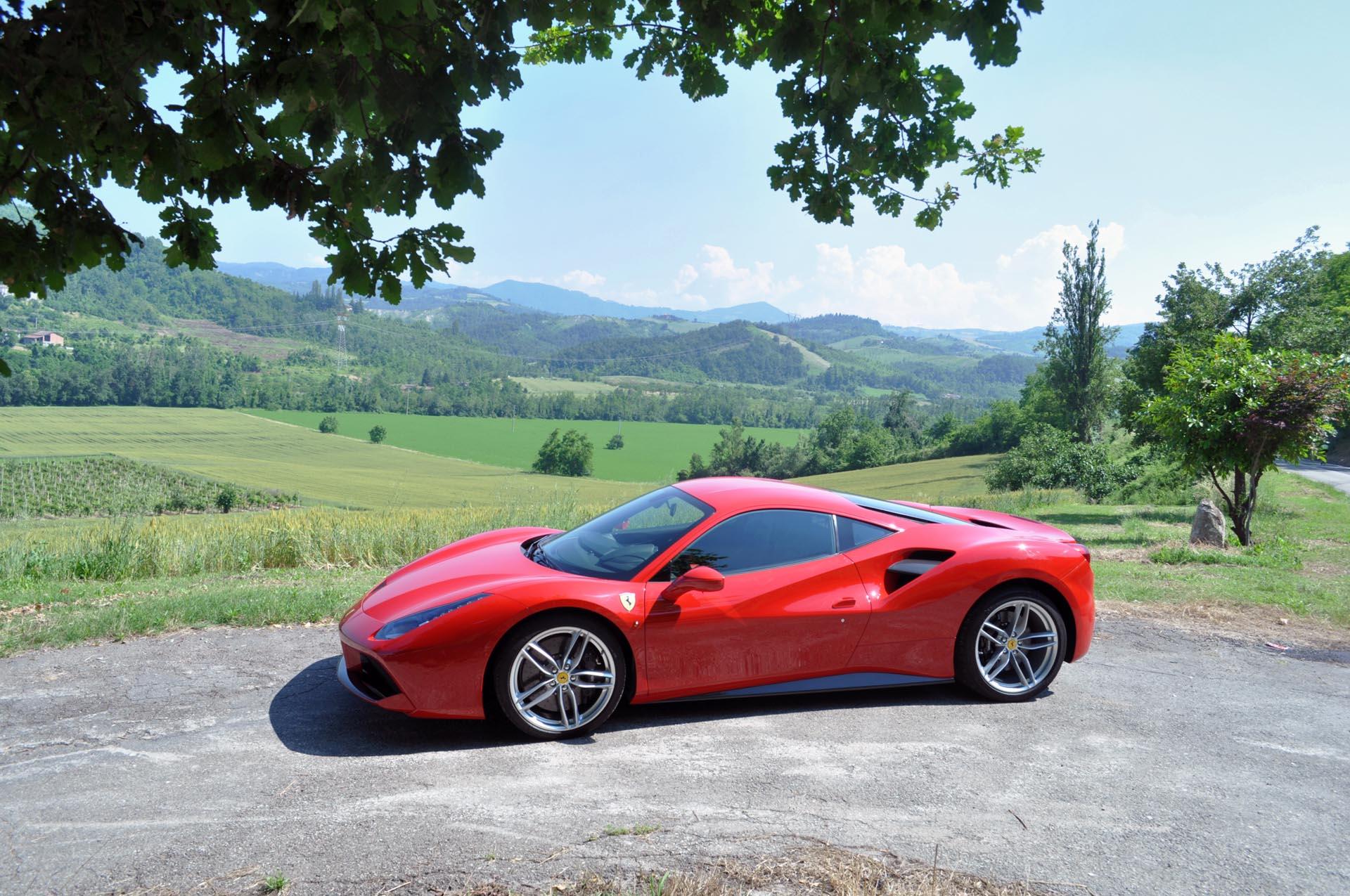 2016 Ferrari 488 Gtb Autos Ca