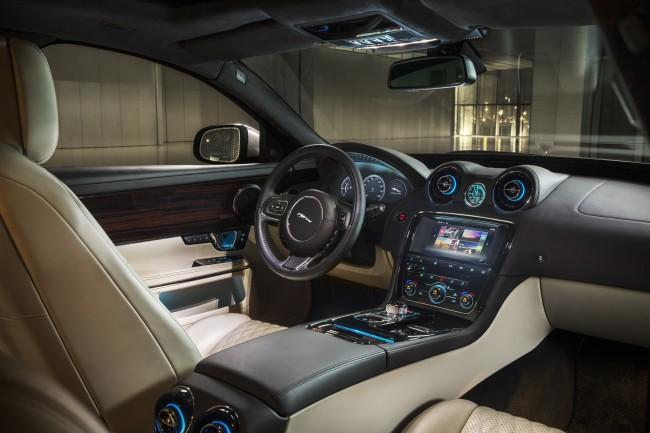 2016 Jaguar XJ 3
