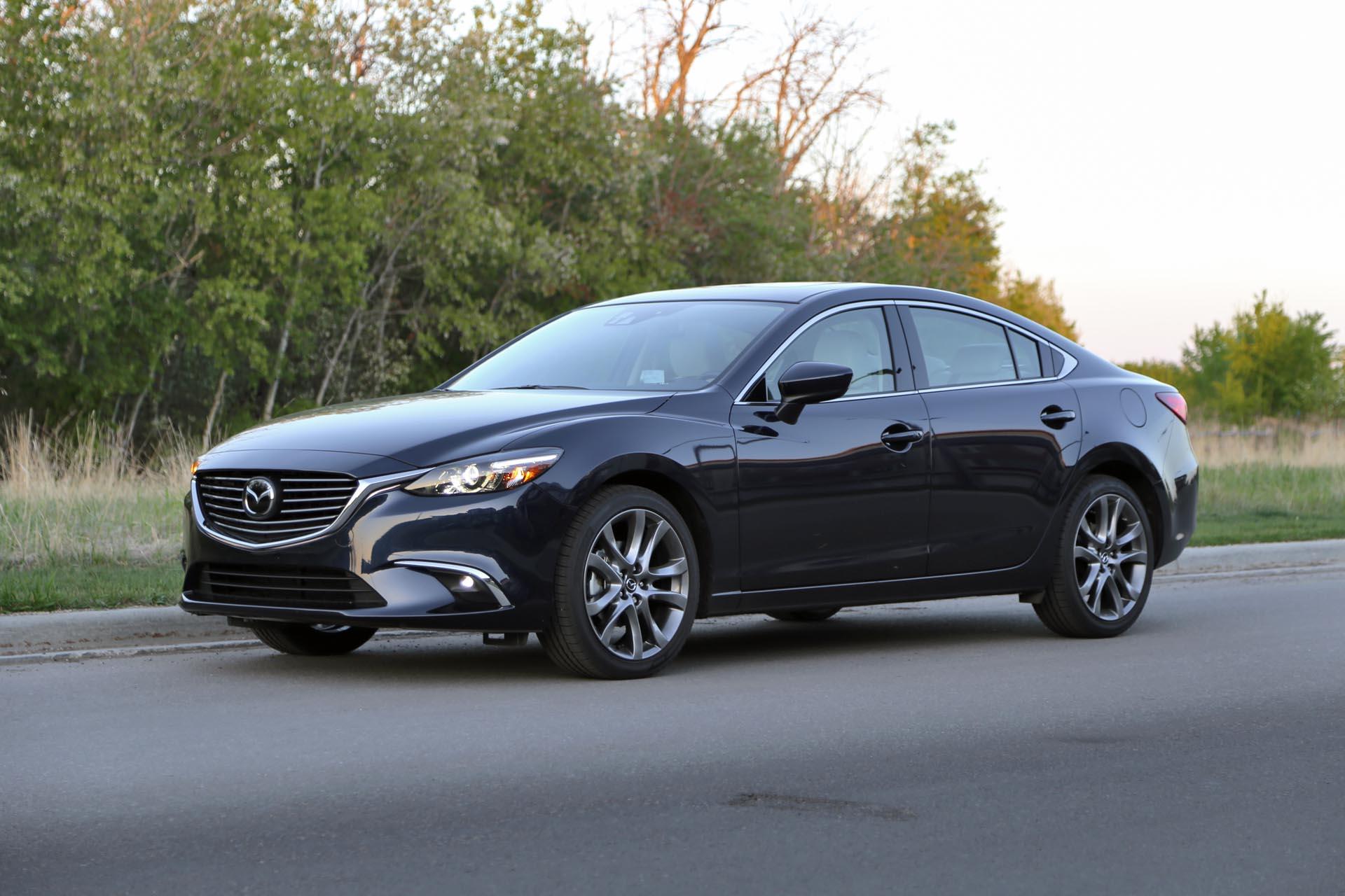 2016 Mazda6 Gt Autos Ca