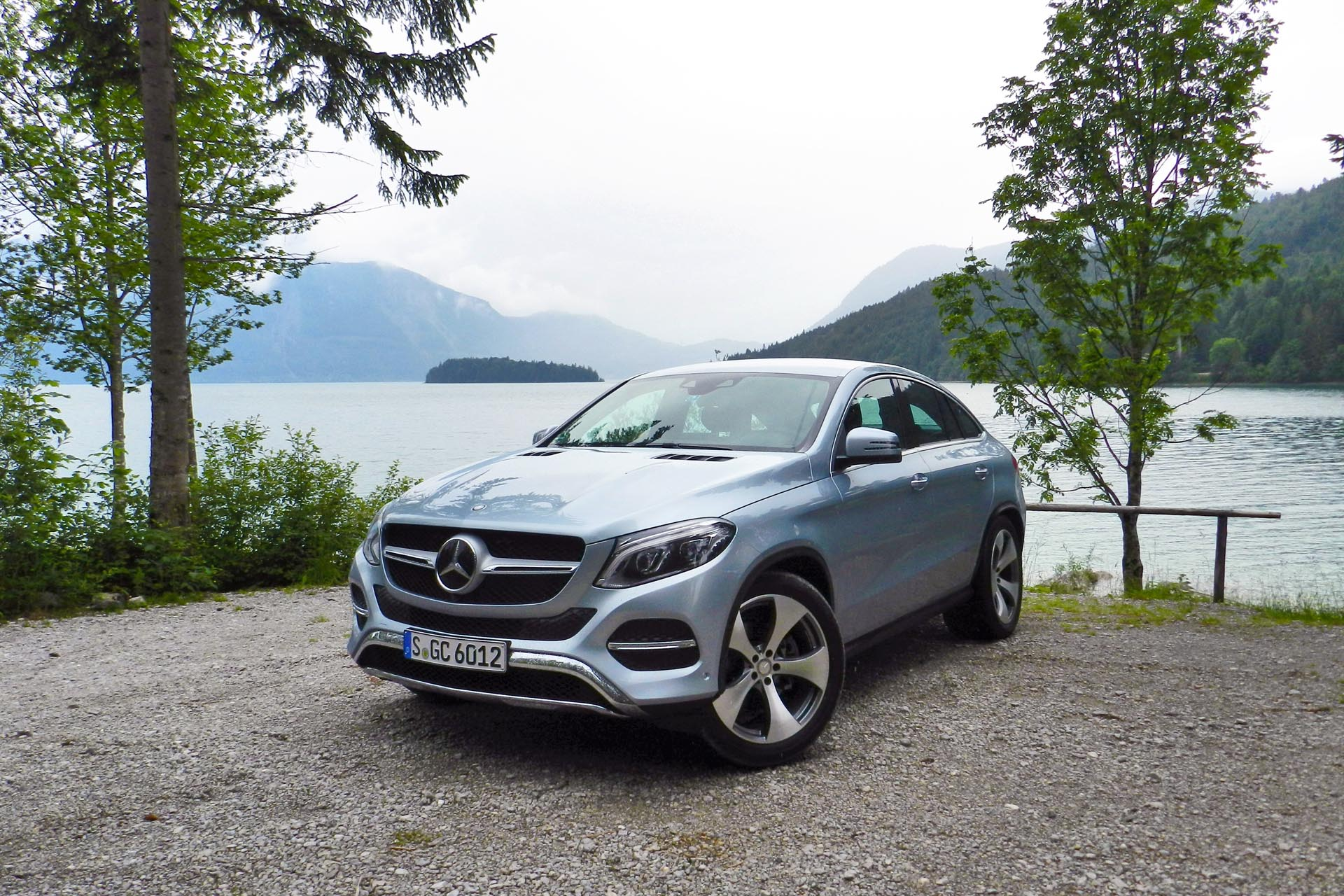 2016 mercedes benz gle 400 4matic coupe