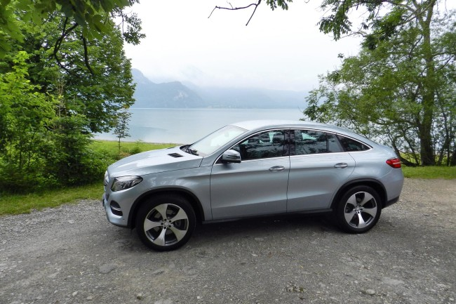 2016 Mercedes-Benz GLE 400 4Matic Coupe