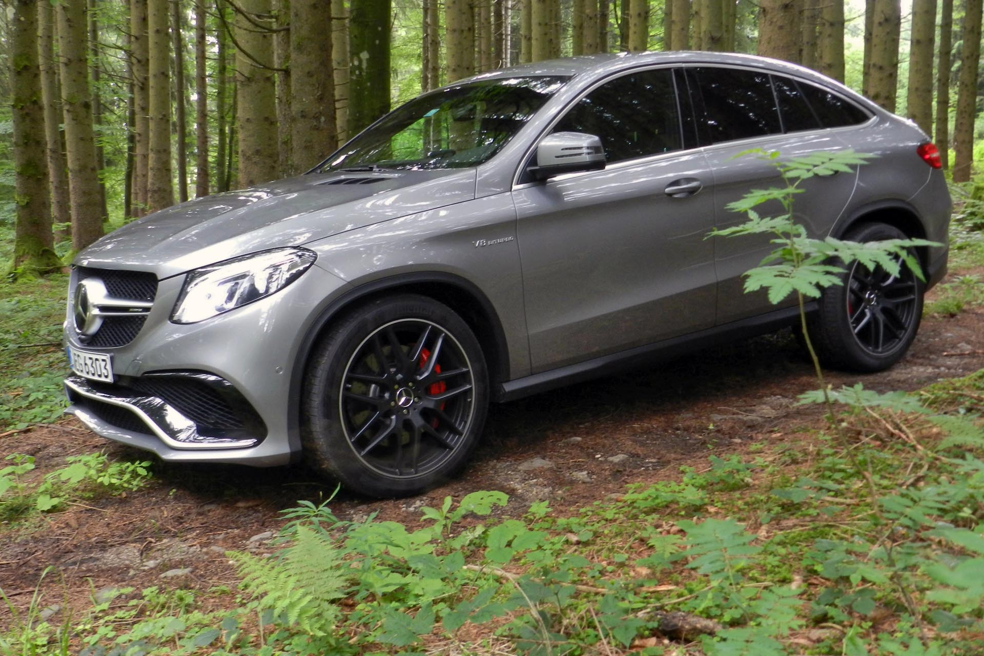 2016 mercedes benz gle 63s amg coupe for 2017 amg gle 63 s coupe mercedes benz