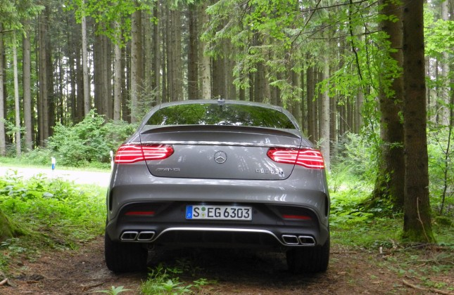 Quick Spin: 2016 Mercedes-AMG GLE 63 S Coupe - Autos.ca
