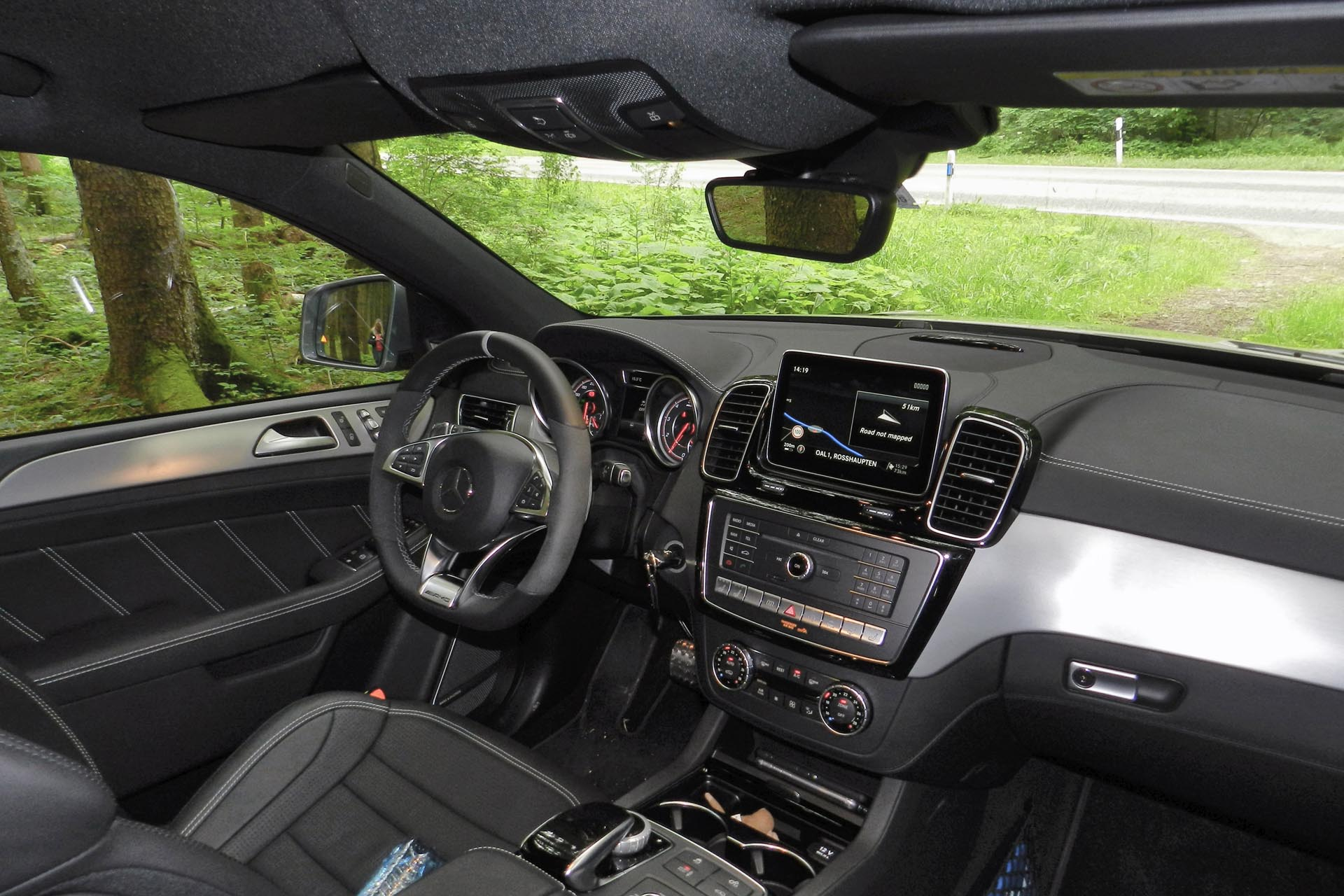 2016 Mercedes Benz Gle 63s Amg Coupe Jb 24