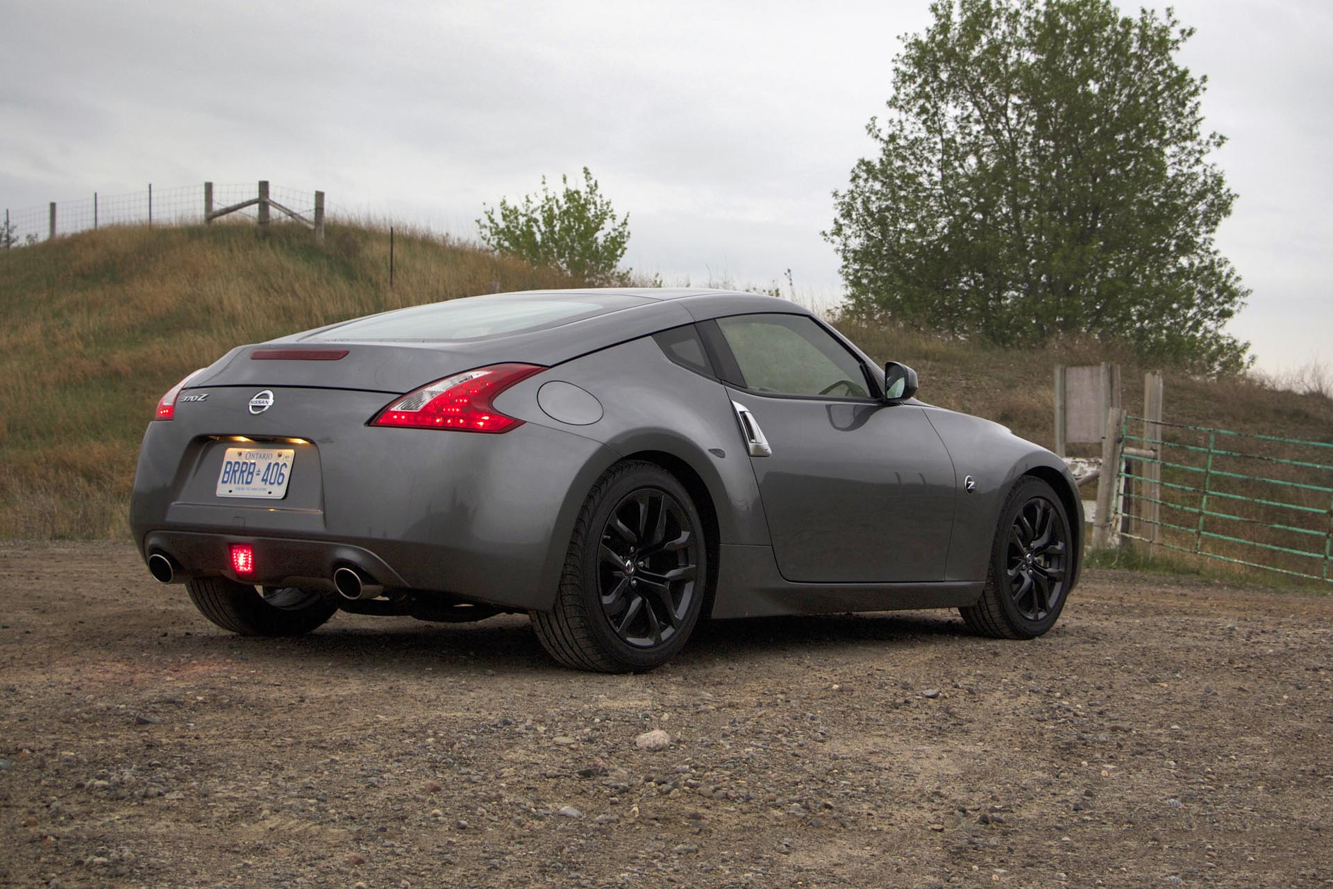 2016 Nissan 370z Coupe Autos Ca