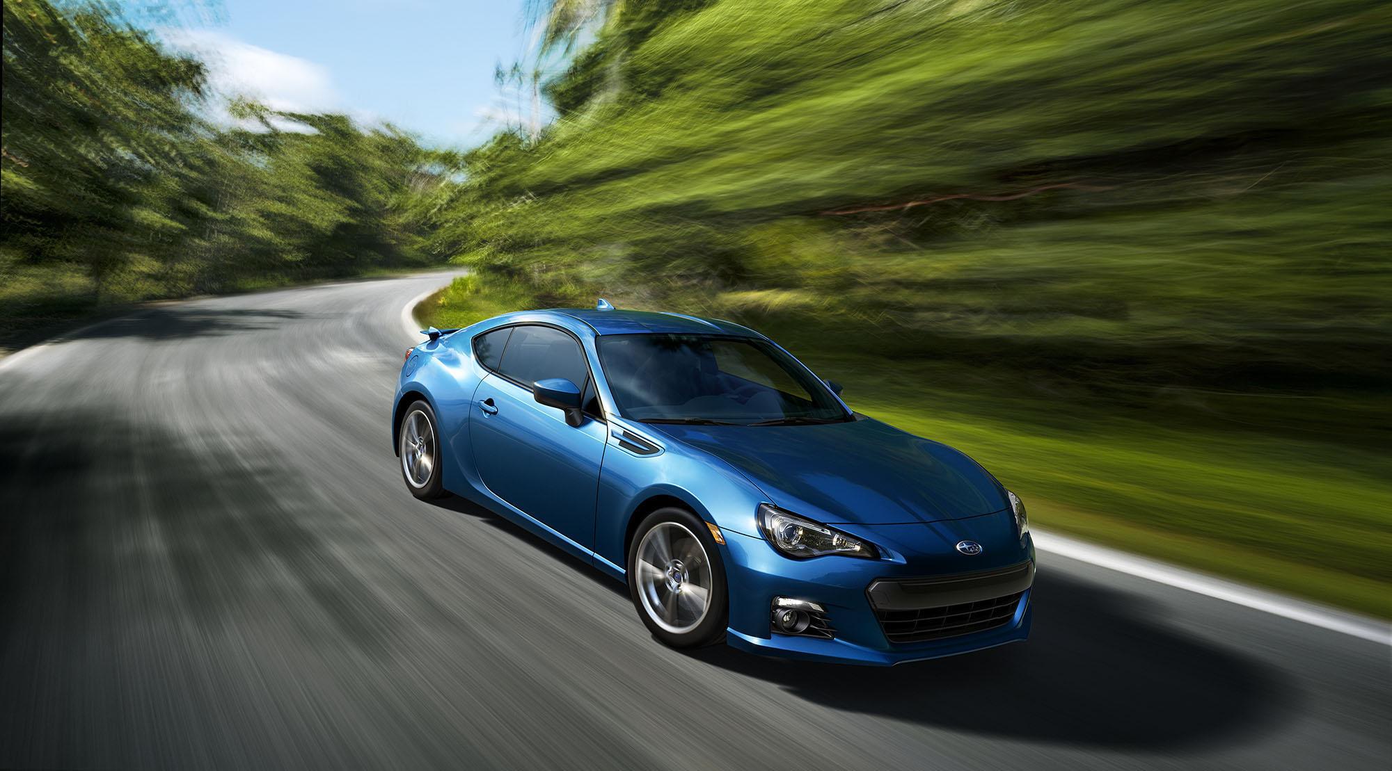Subaru Announces Pricing For 2016 Brz Sports Car