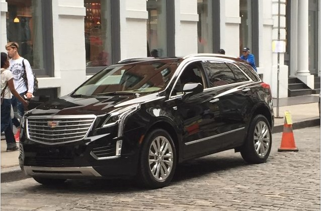 Cadillac XT5 Soho