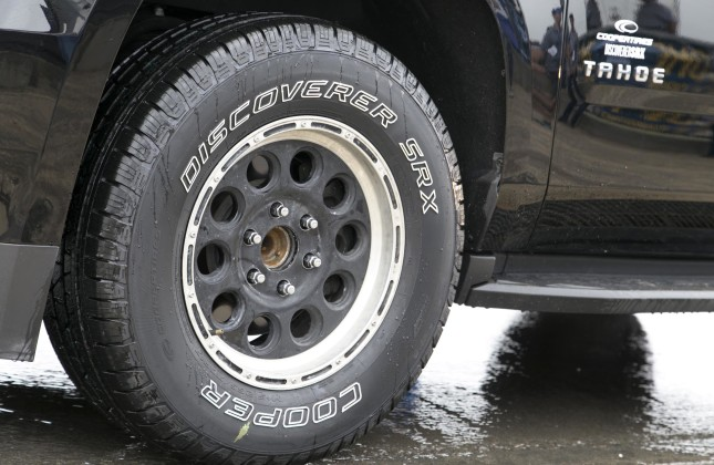 Tire Review Cooper Discoverer Srx Autos Ca