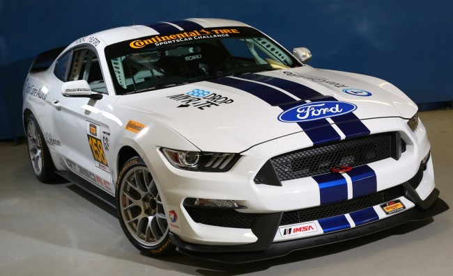 Ford Mustang GT350R-C