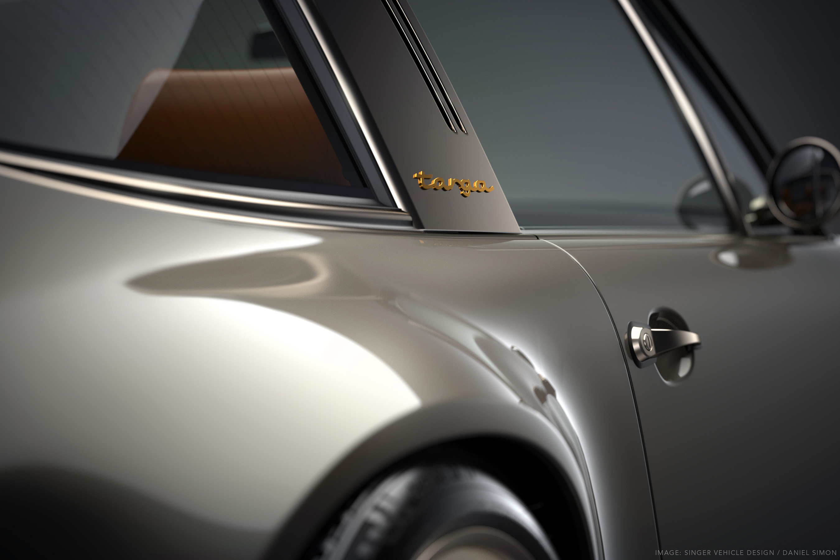 Singer to debut Porsche 911 Targa at Goodwood - Autos ca
